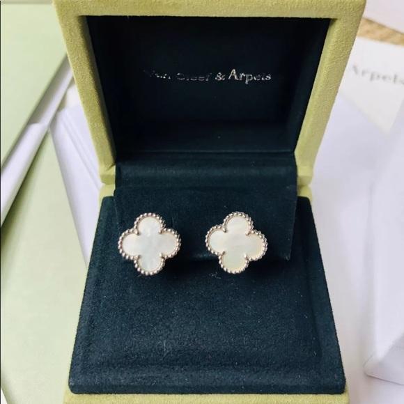 86a4cb1c4 Van Cleef & Arpels Jewelry | Van Cleef Arpels Vintage Alhambra ...